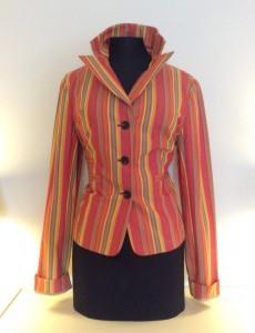 Hilfiger jasje mt38 €30 Van Brigit Bardot!!